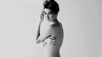 Shailene Woodley's Down For Sex Scenes, So Long As She's Completely Naked
