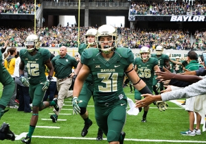 A Homeless Baylor Football Player Was Allegedly Ruled Ineligible For Accepting A Place To Live