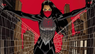 Marvel's Robbie Thompson on SILK #1 and his love/hate relationship with the Bechdel Test