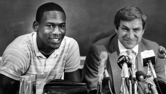 The 5 Defining Moments Of Dean Smith's Life Off The Court