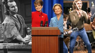 The 'Saturday Night Live' story told through its sketches