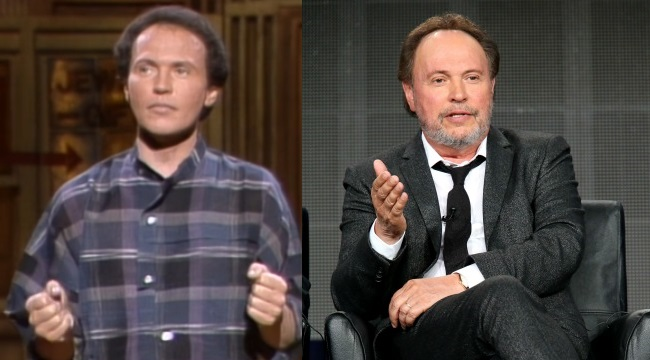 SNL 80s Billy Crystal