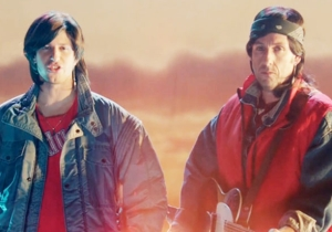 Adam Sandler And Andy Samberg Pay Tribute To Breaking Character In An #SNL40 Digital Short