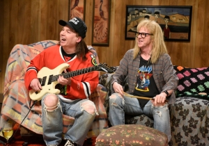 Listen: Firewall & Iceberg Podcast No. 267 – 'SNL 40,' 'Odd Couple' and more