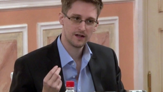 Edward Snowden responds to 'CITIZENFOUR' Oscar win