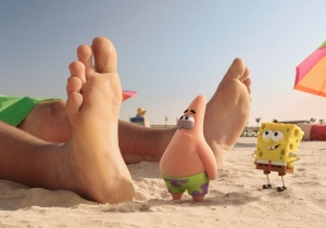 Box Office: 'Spongebob Movie' knocks 'American Sniper' from no. 1 Friday