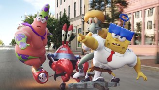 Box Office: 'The Spongebob Movie' thrives out of water with a $56 million weekend