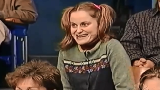Remembering Amy Poehler As Andy's Rage-Filled Little Sister From The Early Years Of 'Conan'