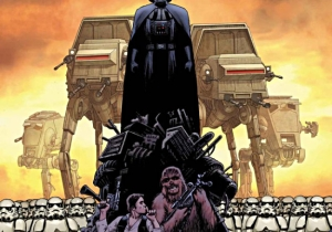 'Star Wars' And Other Comics Of Note, February 4th