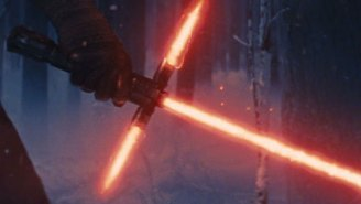 314 days until Star Wars: Even JJ Abrams' team argued over the new lightsaber design