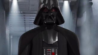 296 days until Star Wars: Darth Vader returns for season finale of 'Rebels'