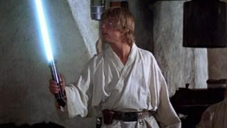 303 days until Star Wars: Defending Luke Skywalker's right to get laid