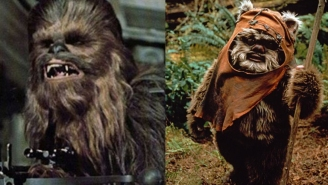 307 days until Star Wars: The Ewoks were supposed to be Wookiees