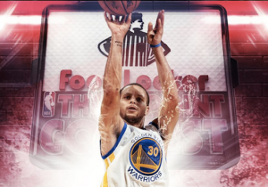 Stephen Curry Wins Three-Point Shootout For The Ages With Epic Final Round Performance