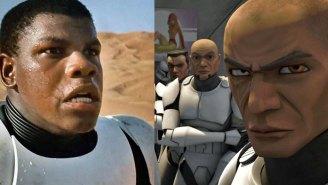 316 days until Star Wars: Lucasfilm quietly confirmed Stormtroopers aren't clones
