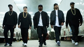 Dr. Dre and Ice Cube introduce strikingly relevant new 'Straight Outta Compton' trailer