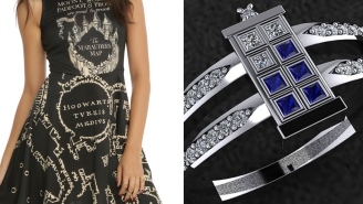 Shut up and take my money! -The TARDIS, Harry Potter, and more