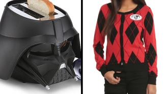 Shut up and take my money! – Darth Vader, Harley Quinn, and more