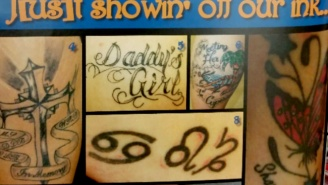 High School Yearbooks Have Tattoo Pages Now, Because That's The Kind Of World We Live In