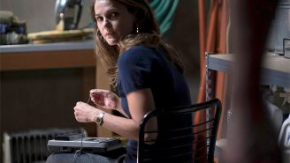 'The Americans' star Keri Russell: 'This whole season's a little hard for me'
