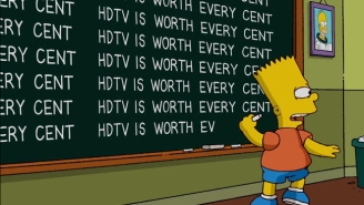 'The Simpsons' Original Aspect Ratio Is Now Available On The Official App