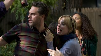 Review: NBC's 'The Slap' wants to provoke, but mostly irritates