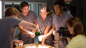 Review: 'Lazarus Effect' is effective if familiar mad scientist fare