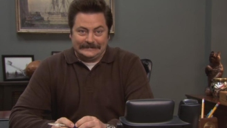 'Parks and Rec' icon Ron Swanson rose above sitcom tropes to become legend