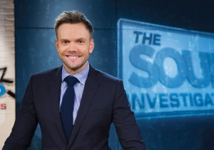 Joel McHale Wants Nothing To Do With Hosting 'The Daily Show': 'I Don't Think I'm Smart Enough'