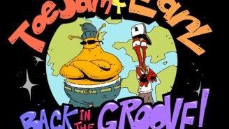 'ToeJam & Earl: Back In The Groove' Hits Kickstarter