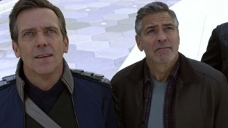 Another Mysterious Trailer For 'Tomorrowland' Debuted During The Super Bowl
