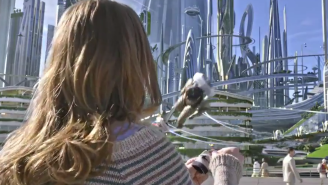'Tomorrowland' Super Bowl ad makes me want to go to Disney World…