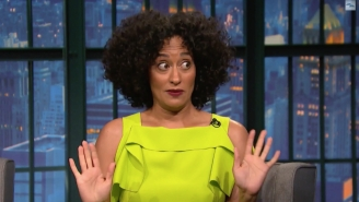 Tracee Ellis Ross Is Flattered That Kanye West Rapped About Her Butt