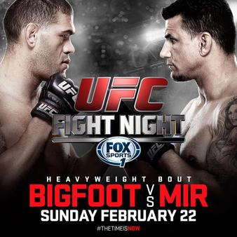 UFC_Fight_Night_61_Bigfoot_vs._Mir_Poster