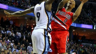 """Tony Allen Pops Off About Lillard, Says Mike Conley & Z-Bo Deserve All-Star, But """"Didn't Write A Letter"""""""