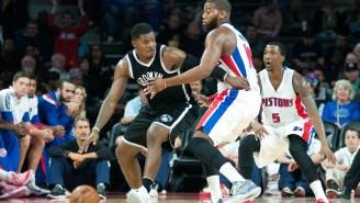 Report: Nets Say Brandon Jennings For Joe Johnson Trade Rumors Are 'Nothing'