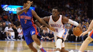 Report: Reggie Jackson Going To Detroit In Another Massive Three-Team Trade