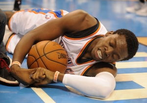 Report: Reggie Jackson Has Asked The Thunder To Be Traded