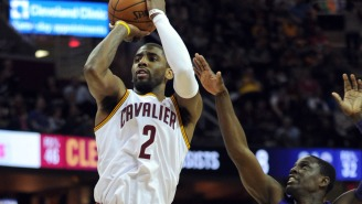 Kyrie Irving To Join An Already Loaded Three-Point Shootout Field