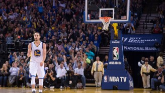 Video: Stephen Curry Drops 26 In Third Quarter & 51 Overall To Beat Mavs