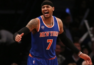 Carmelo Anthony Says He'll 'Very Likely' Shut It Down After The All-Star Game