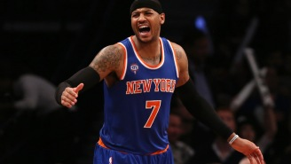 Chauncey Billups Says The Knicks Have To Find 'Another Guy' Besides Carmelo Anthony 'To Do Most Of The Leading'