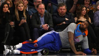Amar'e Stoudemire Could Be In Another Uniform On Thursday After Knicks Buyout