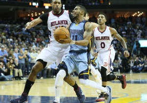 Video: Mike Conley's Big Bucket To Clinch Grizzlies' Win Over Hawks