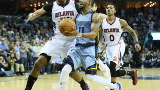 Video: Mike Conley's Big Bucket To Clinch Grizzlies' Win Over Hawks
