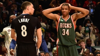 The Five Worst On-Court Moments From The 2015 NBA All-Star Weekend