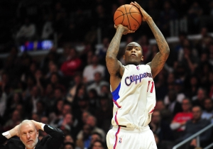 What Trade Rumors? Jamal Crawford Drops 26 Points — And Patty Mills — In Win Over Spurs