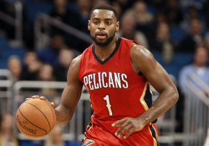 Finally Finding A Rhythm: Tyreke Evans Talks About His Increasing Comfort Within The Pelicans' Offense