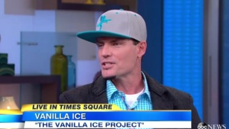 Rapper-Turned-House-Flipper Vanilla Ice Thinks His Arrest Has Been 'Blown Out Of Proportion'