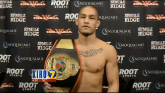 Amateur Fighter Ben Wada Was Arrested For Knocking Out His Mom